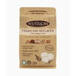 Vegan Egg Replacer with Organic Chia 180g