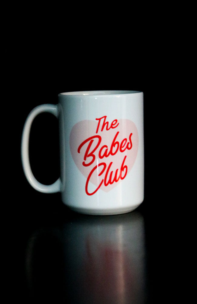 Babes Club V-Day Edition Mug