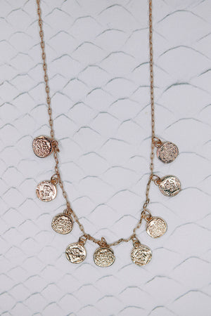Yacht Coin Necklace