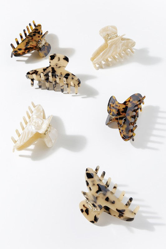 Hair Claw Clips