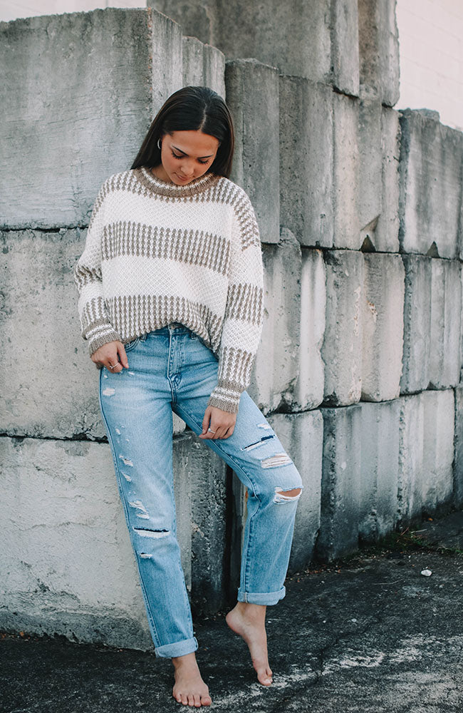 Highlands Knit Sweater