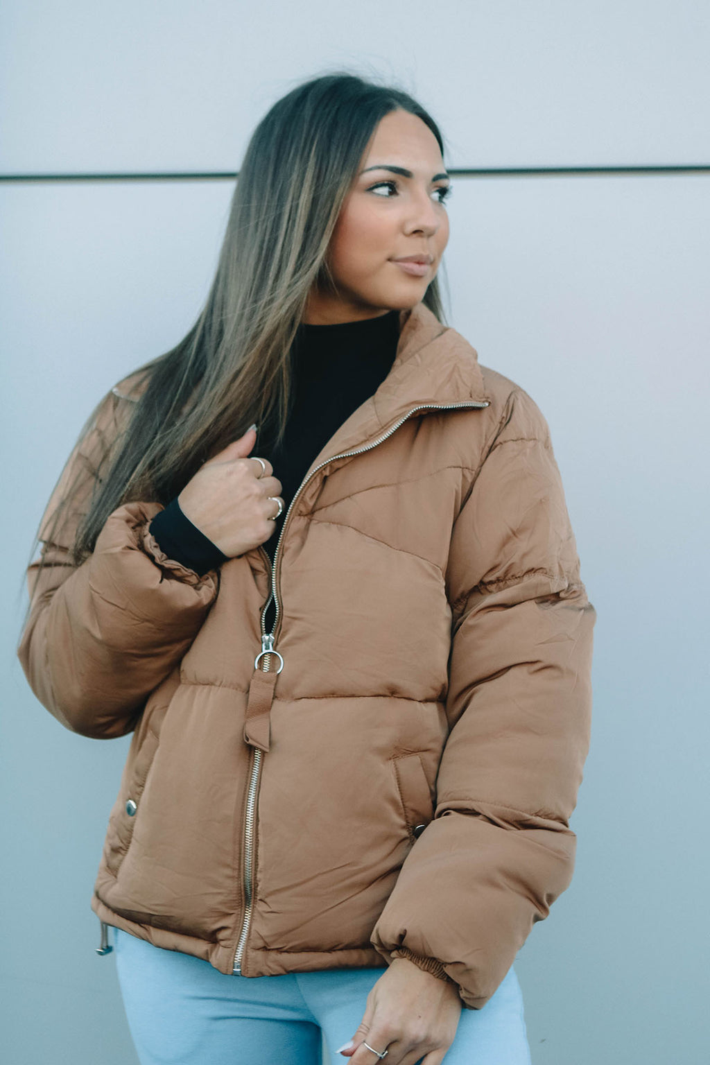 Puffer It Up Jacket