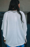 Nico White Blouse