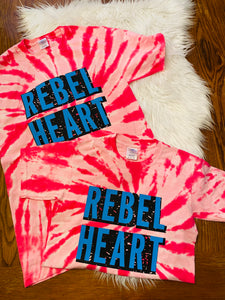 Rebel Heart Mama & Me Tee