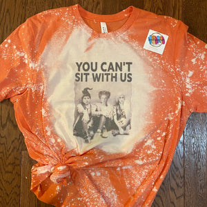 "Hocus Pocus ""You can't sit with us"" Mama Tee"