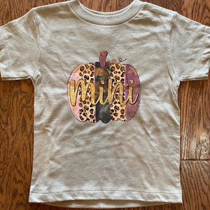 Mini Pumpkin Baby & Kids Tee