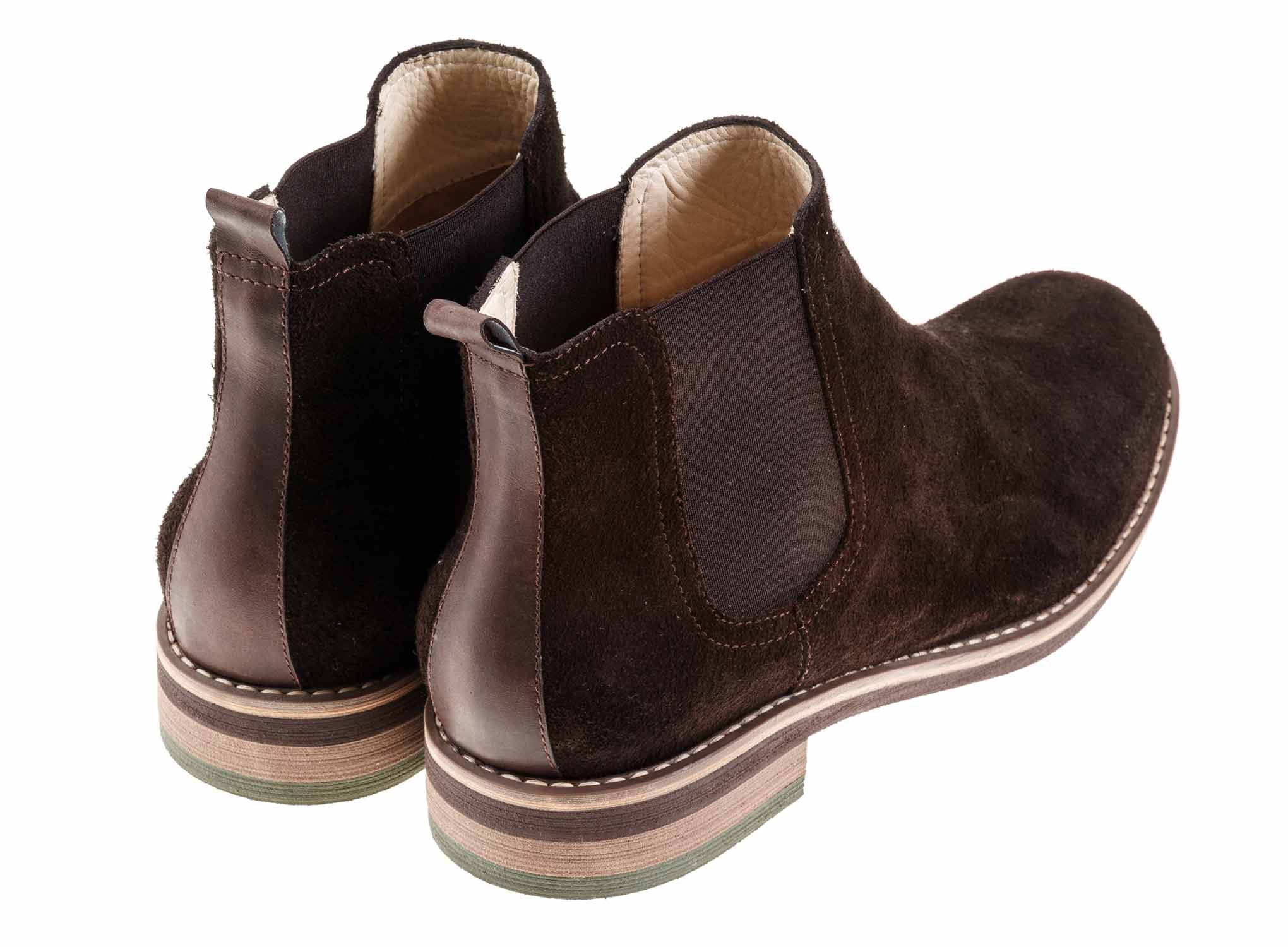 Botas Baltic para hombre Green Bear Café - Green Bear Shoes