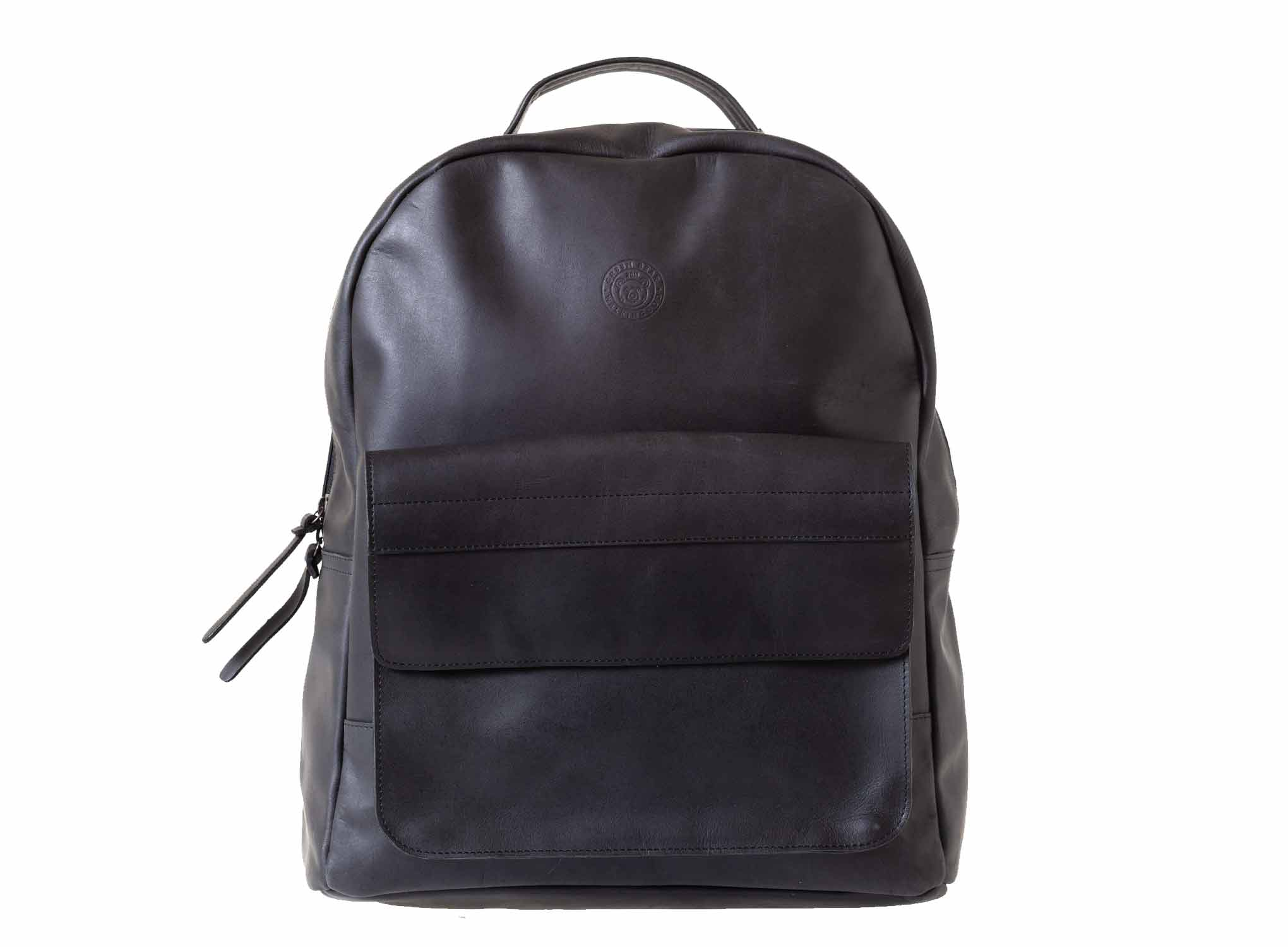 Bolso Formal para hombre Green Bear Negro - Green Bear Shoes