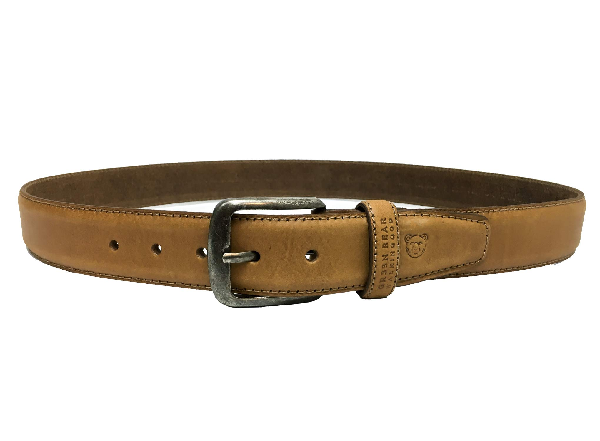 Belt Formal - Light Brown