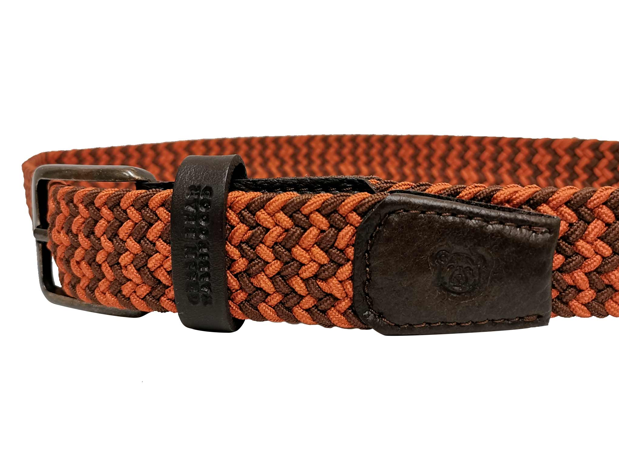 Belt Casual - Two Brown