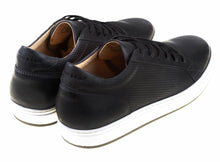 Load image into Gallery viewer, Zapato Clásico para hombre Green Bear Negro con blanco - Green Bear Shoes