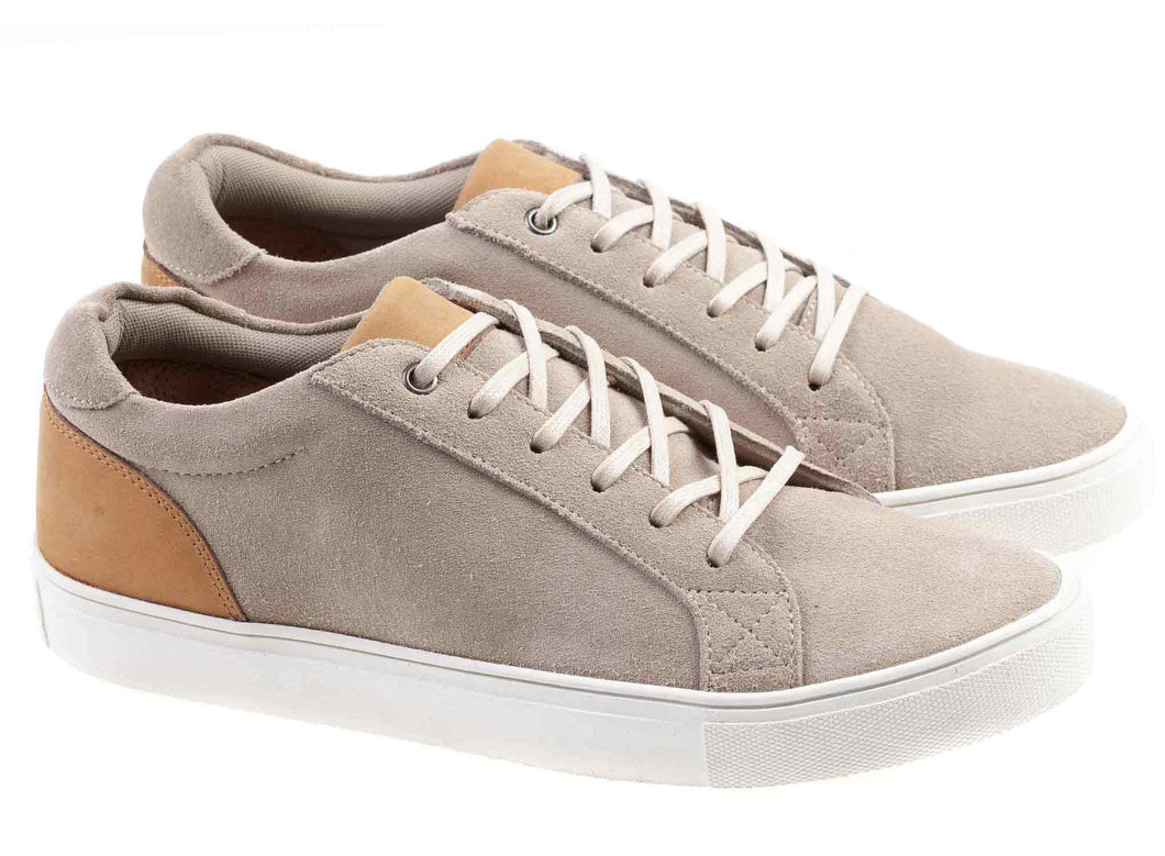 Shoes Classic for man Green Bear Sand