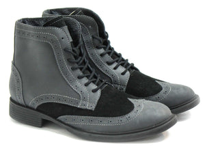 Oxford Boots - Black
