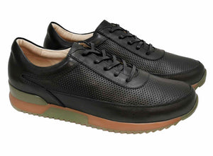 Zapato Runner para hombre Green Bear Negro - Green Bear Shoes