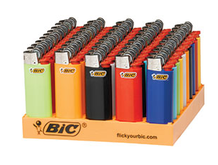 Bic  Mini Lighters