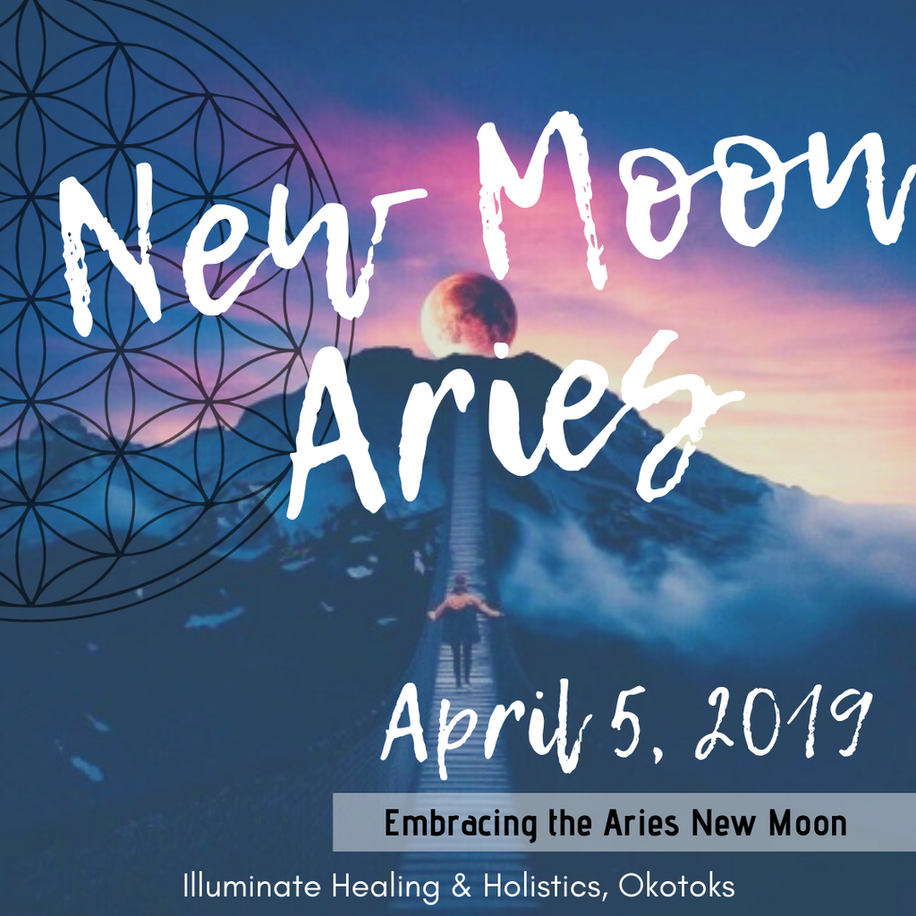 New Moon in Aries 2019