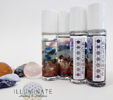 Activate Essential Oil Roll On - Connect with Higher Heart