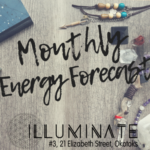 Monthly Energy Forecast with Kerry Lee Weiland