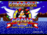 Shadow In Sonic The Hedgehog 1