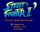 Street Fighter II Special : Champion Edition