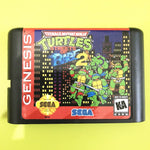 Streets of Rage 2 (TMNT Edition/ Hack)