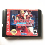 Streets of Rage 2-  (Street Fighter Edition/ Hack)