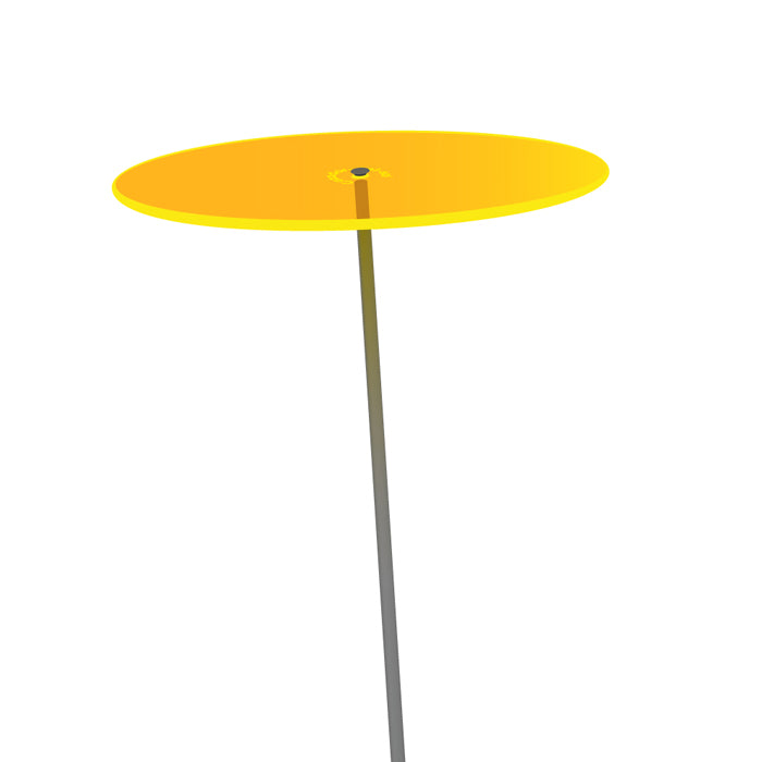 MEDIUM YELLOW 150mm