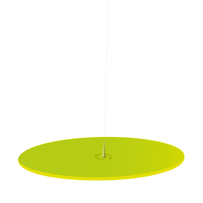 PENDANT GREEN 150mm