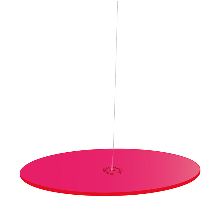 PENDANT RED 150mm