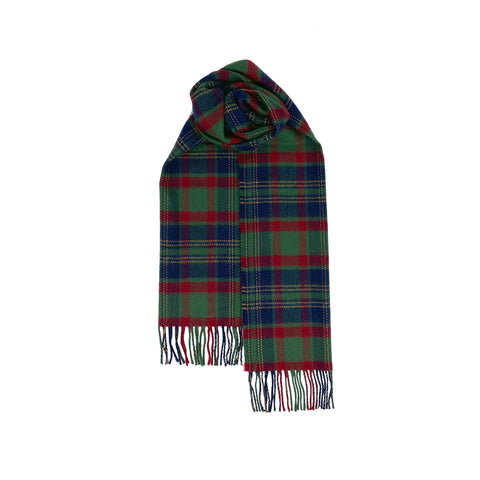 COUNTY CORK LAMBSWOOL SCARF