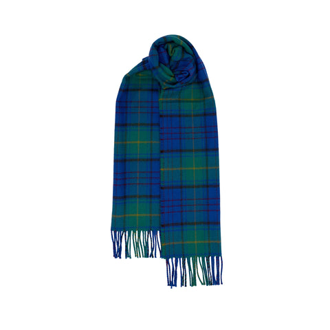 COUNTY DONEGAL LAMBSWOOL SCARF