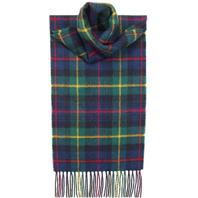 FARQUHARSON MODERN LAMBSWOOL SCARF