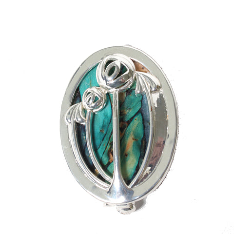 MACKINTOSH BROOCH