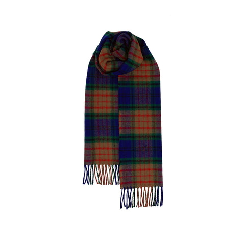 COUNTY LONGFORD LAMBSWOOL SCARF
