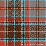 8 yard kilt Irish County Tartan