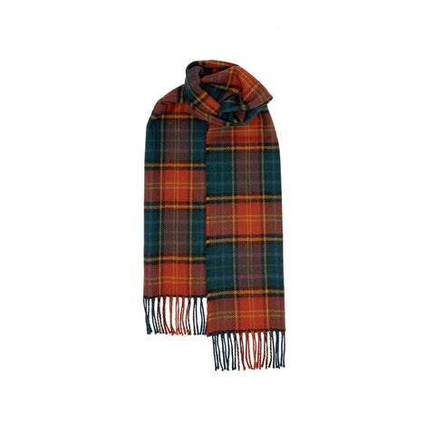COUNTY ROSCOMMON LAMSWOOL SCARF