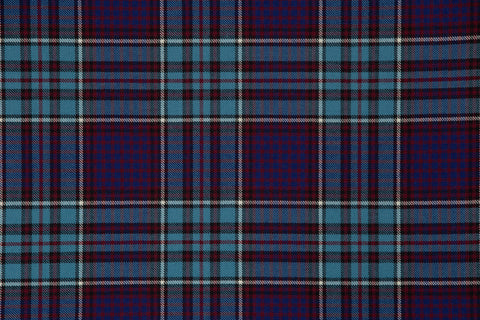 Royal Canadian Air Force RCAF Tartan Neck Tie