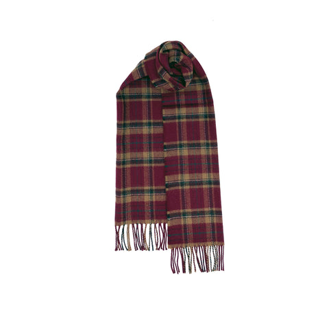 COUNTY TYRONE LAMBSWOOL SCARF