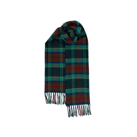 COUNTY WATERFORD LAMBSWOOL SCARF