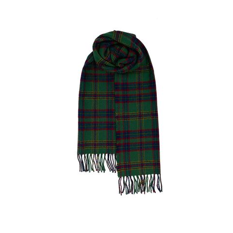 COUNTY WESTMEATH LAMBSWOOL SCARF