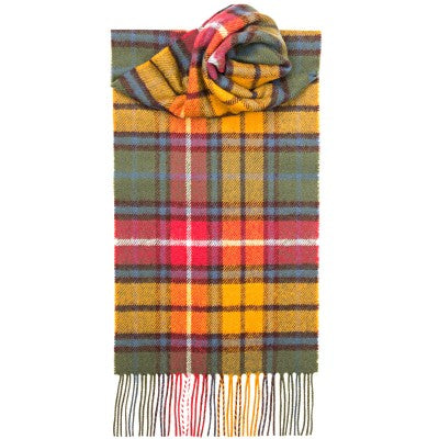 BUCHANAN ANTIQUE LAMBSWOOL SCARF