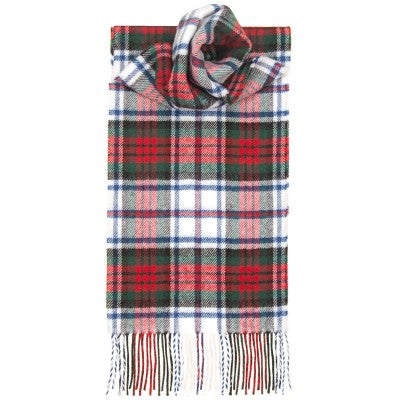 MACDUFF DRESS MODERN LAMBSWOOL SCARF