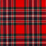 8 yard 13 oz Kilt in Standard Tartan (MacDonald - Smith)