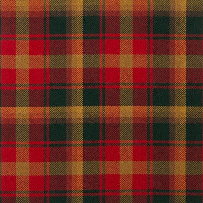 Maple Leaf Tartan kilt