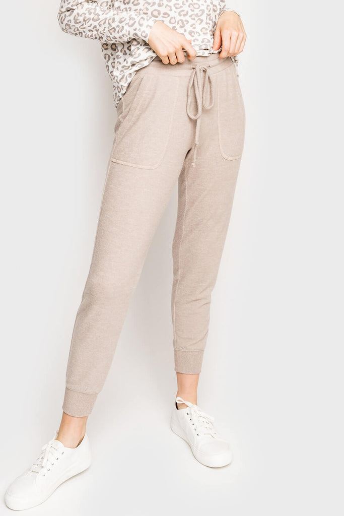 Skye Cozy Fleece Jogger
