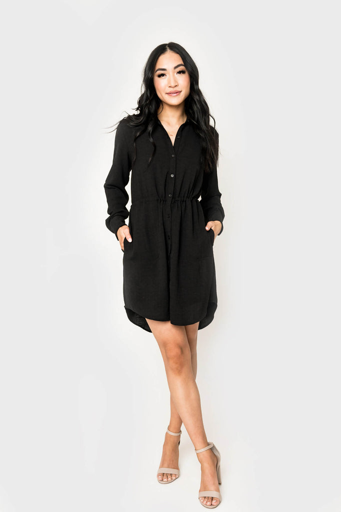 Jennifer Shirt Dress