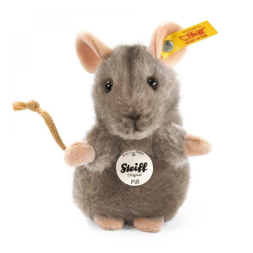 Steiff Piff Mouse Grey