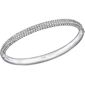 Swarovski Stone Bangle, Medium
