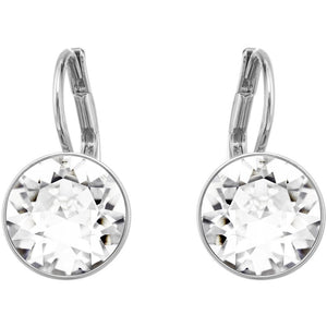 Swarovski Bella Mini Clear Earrings