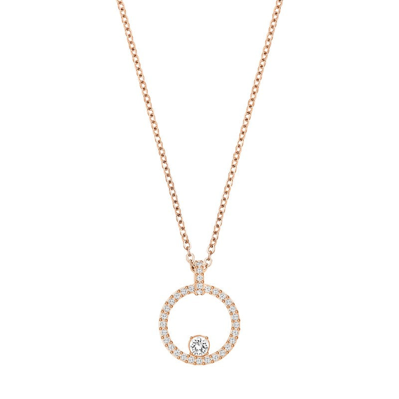 Swarovski Creativity Rose Gold Pendant